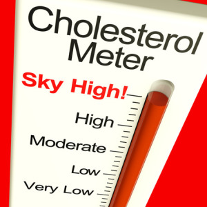 high cholesterol numbers